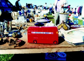 From the series My Mums Photos of Car Boot Sales and Village Fetes
