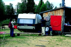 PUP 412, Lapland
