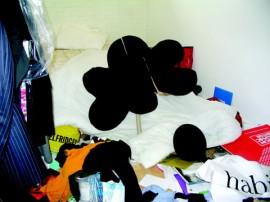Untitled (Black Cloud/Bedroom)