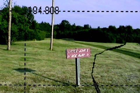 Distance Made Good: Field Study