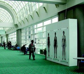 Art Gallery at Siggraph