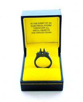 Lightning Safe Jewellery - Claw Ring