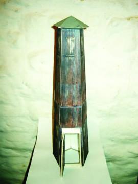 Model for Samphire Tower