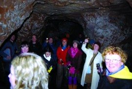 Redcliffe caves