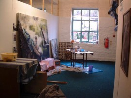 Studio at Valley Artists