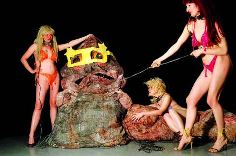 An Evening with Jabba the Hutt