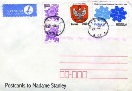 Postcards from Madame Stanley