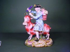 Figure of the Welch Tailor