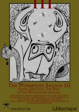 The Wormhole Salon III