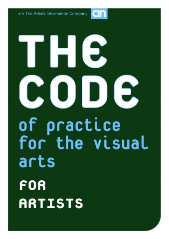 The Code of Practice - artists