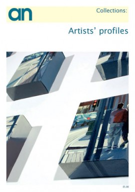 a-n Collections: Artist's profiles