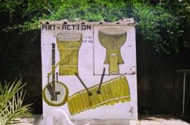 Art & Action site