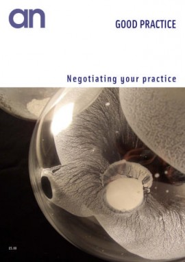 Negotiating your practice