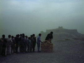 Brick sellers of Kabul