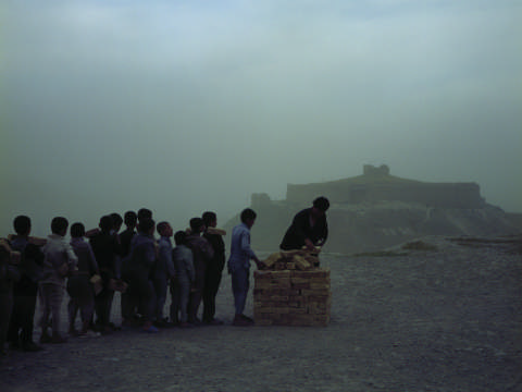 Brick sellers of Kabul