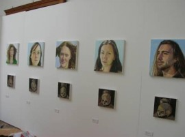 my exhibition...finished!