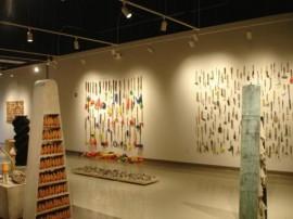 Senior Gallery Installation
