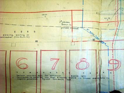 Plan for Demolition (1957), 2007