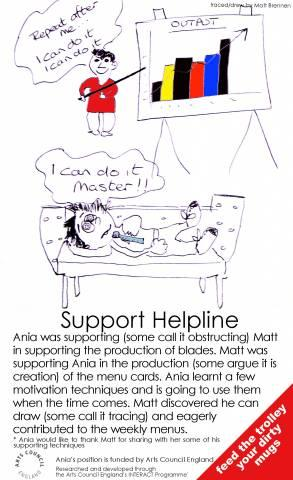 support helpline