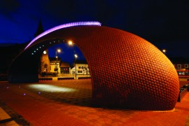 Civic Heart Arch