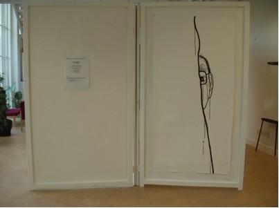 hidding canvas6 and artist statement