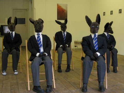 Anubis School Boys