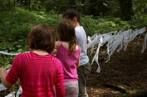 Children's workshop in the summer