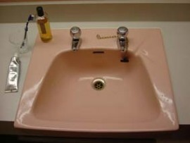 T&G Bathroom (pink)