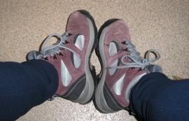 Martines feet