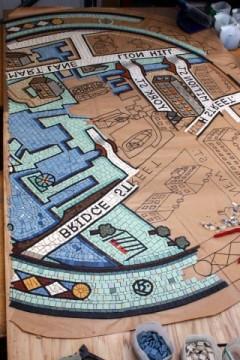 Stourport Town Map.