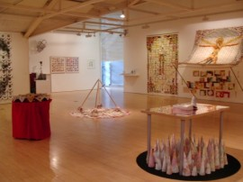 a view of Bracknell Gallery