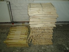 23 arcs and 3 bases flat pack.