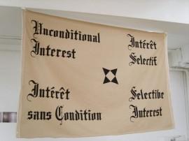 Unconditional Interest