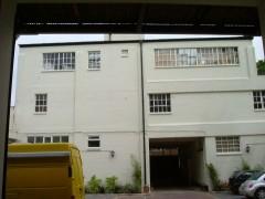 Former furniture depository