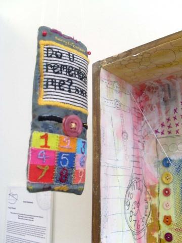 'Loose Threads' Installation