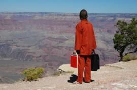 The Barefoot Lone Pilgrim