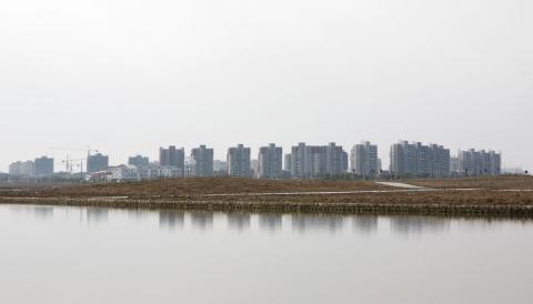 New Harbour Town, Lingan