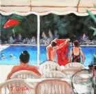 Benidorm Hotel Pool