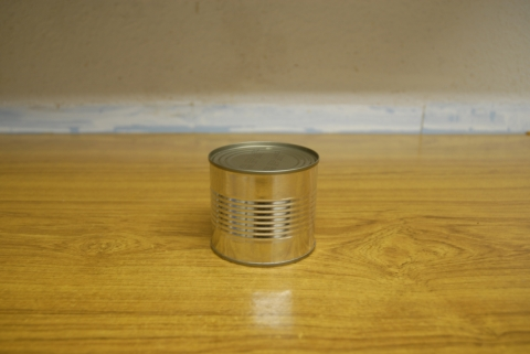 can of chickpeas (perhaps....)