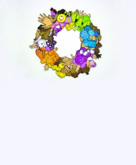 Withdrawn (wreath)