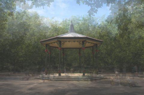 Battersea Bandstand