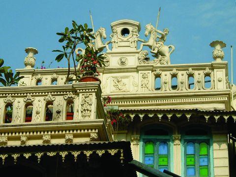 Arts Reverie façade