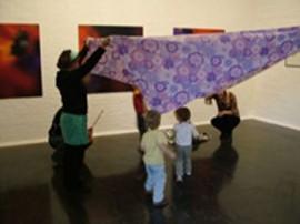 Summer gallery activities
