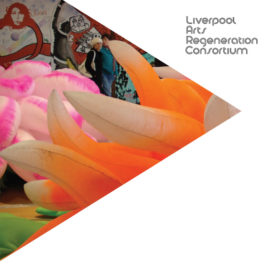 Liverpool arts and culture sector: partnerships with higher education institutions. Image taken from front cover of PDF.