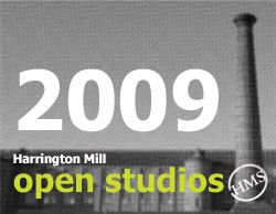 Invitation to HMS Open Studios