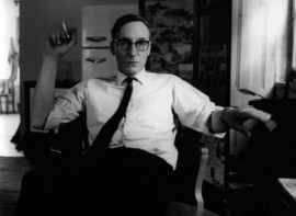 William Burroughs; 1965; © John ?Hoppy? Hopkins