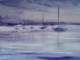Early Morning, Findhorn Bay