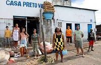 Casa Preto Velho (Religious Articles) Salvador, Brazil.