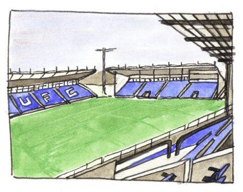 Colchester Stadium