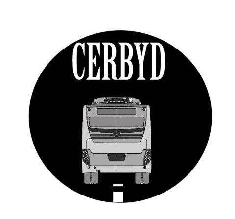 Cerbyd logo